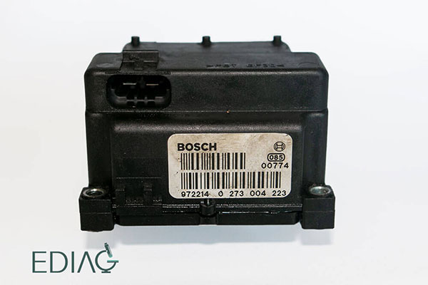 Bosch 5.7 ABS-jarru korjaus