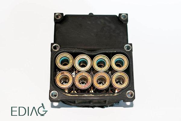 Bosch 5.7 ABS korjaus