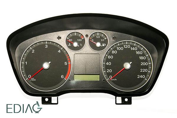 Ford-Focus-mittarin-korjaus