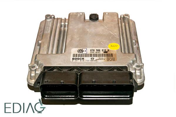 Bosch EDC16 moottorin ohjainlaitteen korjaus