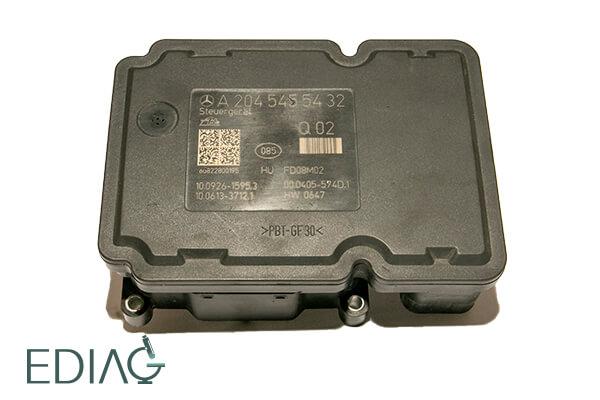 ATE MK26 ESP ABS korjaus A2045455432 10.0926-1595.3 10.0613-3712.1 HW 0647