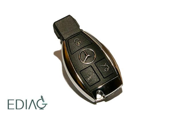 Mercedes-Benz avaimien korjaus