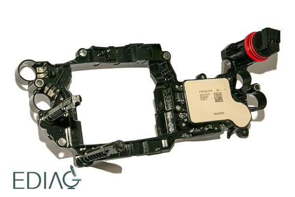 Mercedes-Benz vaihteiston ohjainyksikkö korjaus A0034462410