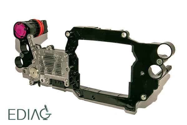Mercedes-Benz vaihteiston ohjausyksikkö korjaus A0034462410