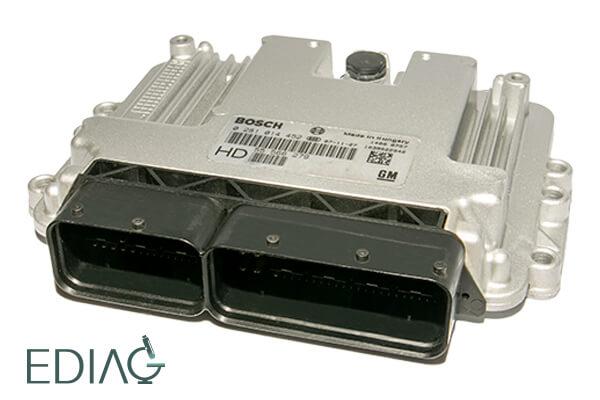 Bosch EDC16 Moottorin ohjainlaitteen korjaus Suomi